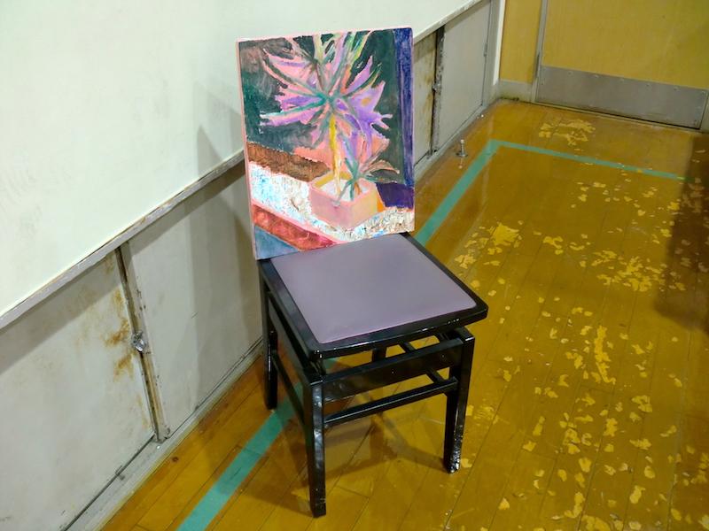 境谷小学校作品展2020展示風景_5